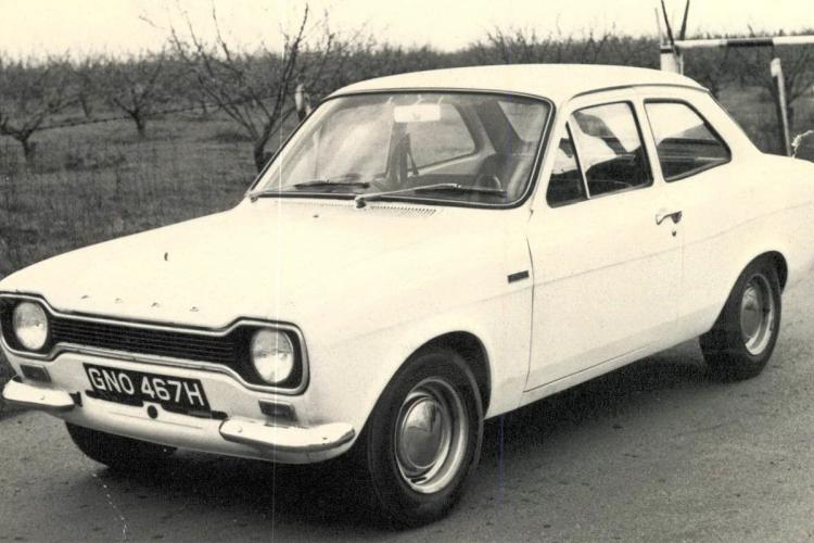 Ford Escort RS1600 Homologation 1