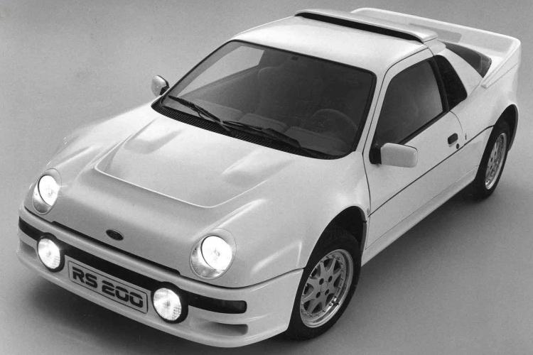 Ford RS200 (Photo: Ford)