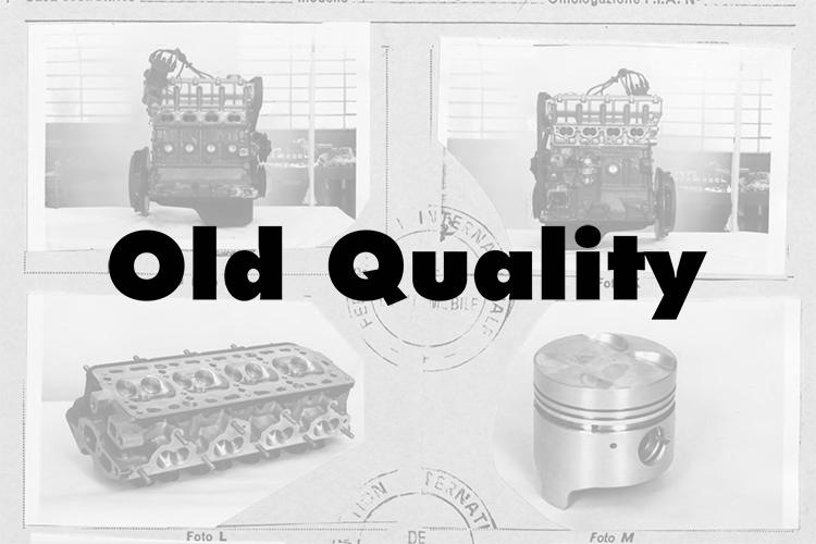 Old Quality Homologation Form