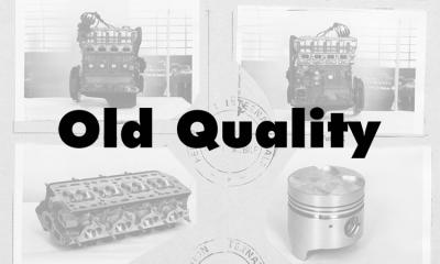 Old Quality Homologation Form
